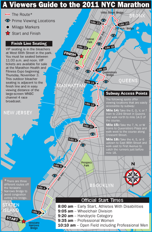 Related Keywords Amp Suggestions For Nyc Marathon Route Map